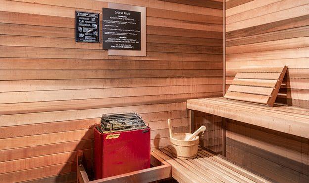 Free Tanning & Sauna